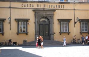 Cassa di risparmio Lucca